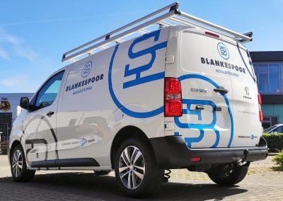 Blankespoor installatietechniek Peugeot Expert