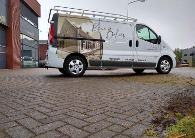 Rene Bolier Opel vivaro