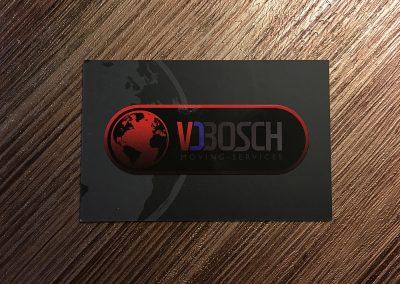 VDBosch moving