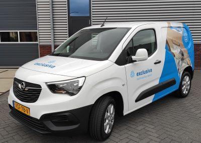 Exclusieva Opel Combo
