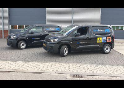 Flevorubber Peugeot Partner
