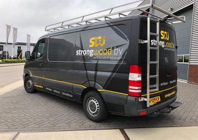 Strongwood Mercedes Sprinter