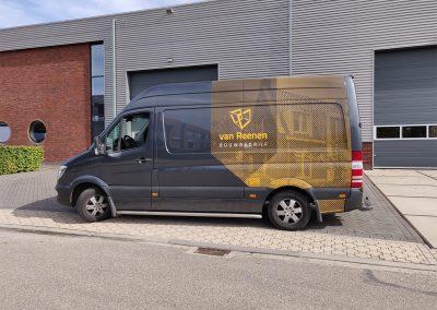 Bouwbedrijf van Reenen - Mercedes Sprinter