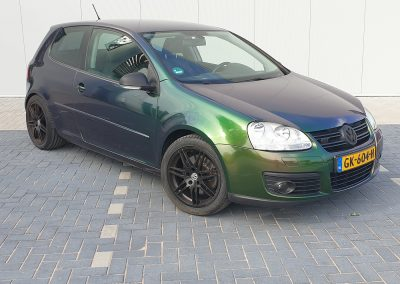Car wrap - Golf 5