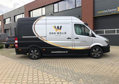 Van Welie bouw - Mercedes Sprinter