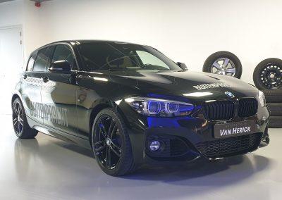 Buitenpracht BMW 1 Serie