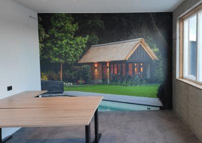 Buitenpracht - Airtex behang