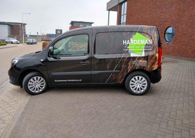 Hardeman interieurbouw - Mercedes Citan