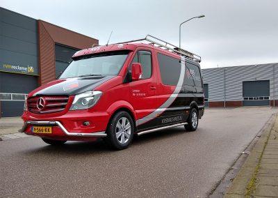 KVS Machines - Mercedes Sprinter