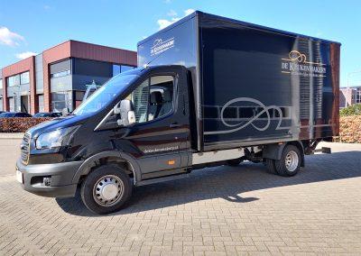 Keukenmakery - Ford Transit Bakwagen