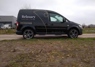 Relaxury - VW Caddy