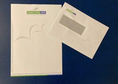 Therapeutisch Centrum Lunteren - briefpapier