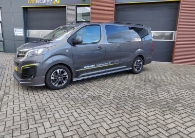 van Lagen Metselwerken - Opel Vivaro