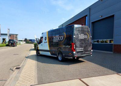 Hillco Poeliers - Mercedes Sprinter