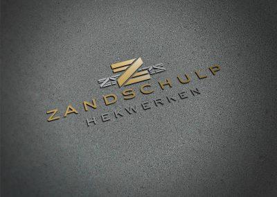 Zandschulp Hekwerken logo